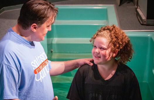 Surfside Baptism