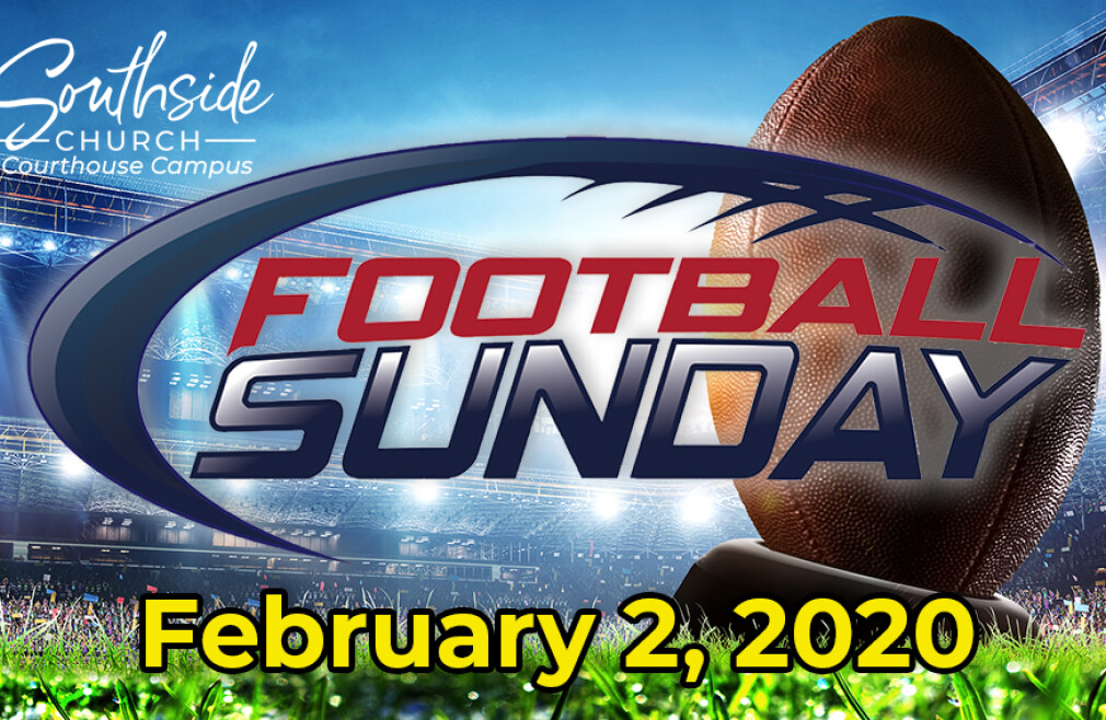 Football Sunday - Chester Campus