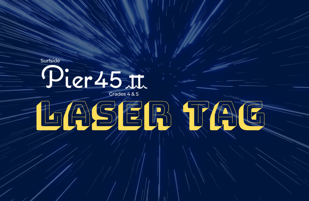 Pier45 Laser Tag