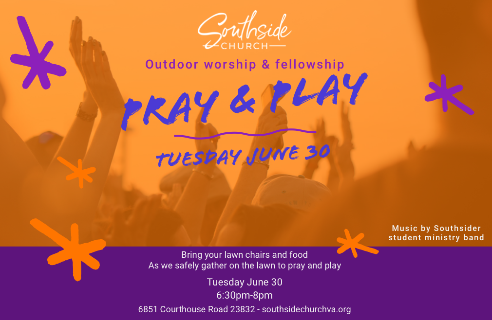 Pray & Play