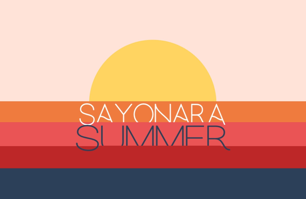 Sayonara Summer
