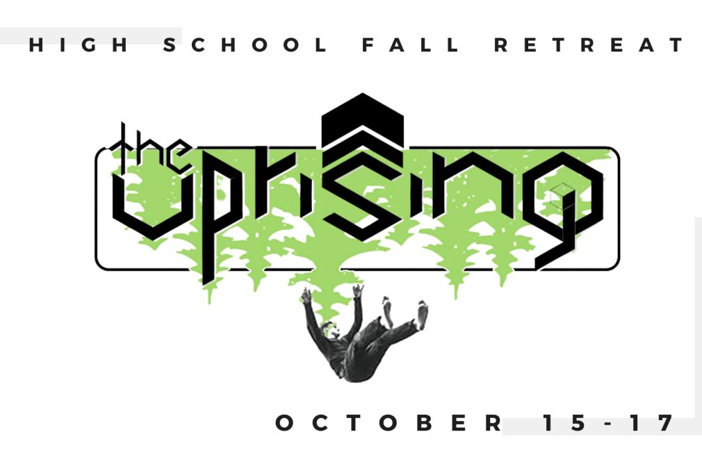 High School Fall Retreat - 2021